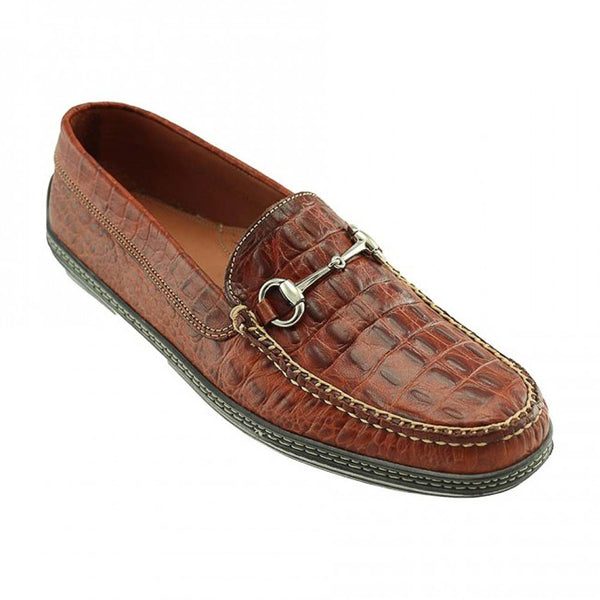 Men's Bit by a Croc Driving Shoes by Country Club Prep