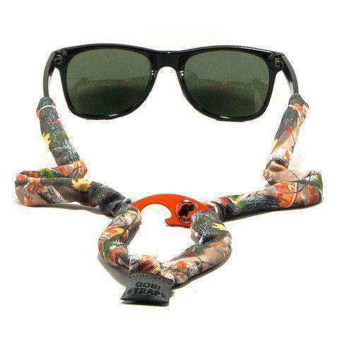 Autumn Forest Bottle Opener Camouflage Sunglass Straps by Gobi Straps