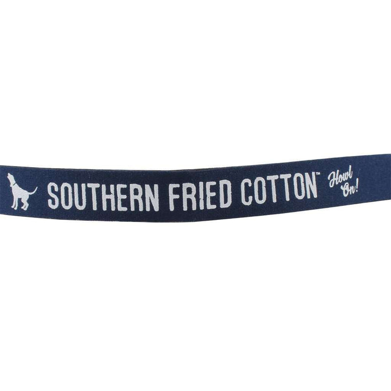 Howl On Sunglass Straps in Navy by Southern Fried Cotton