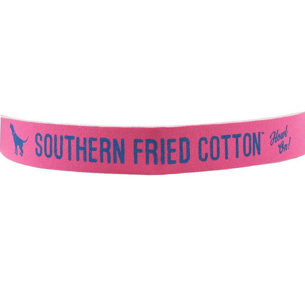Howl On Sunglass Straps in Perfect Pink by Southern Fried Cotton