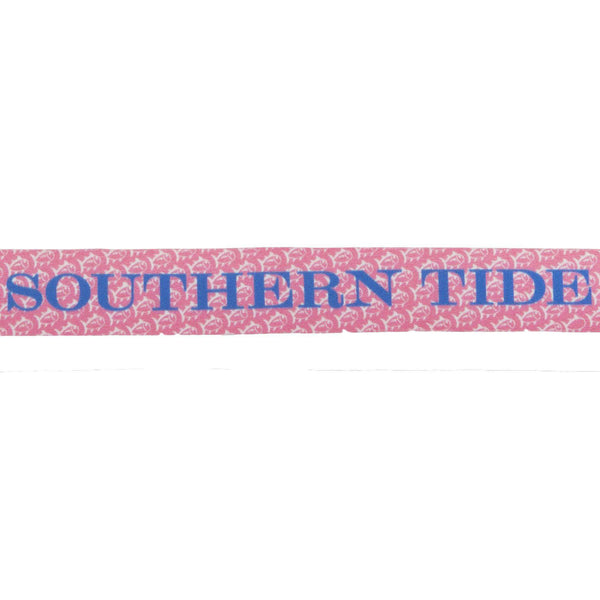 Mini Skipjack Sunglass Straps in Pink Coral by Southern Tide