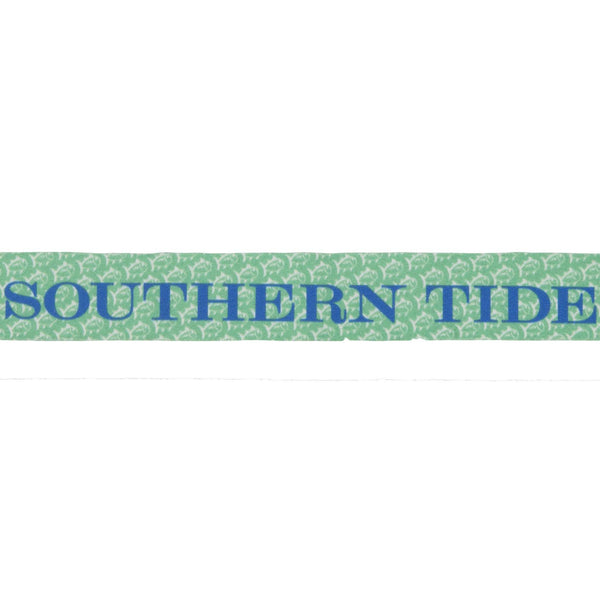 Mini Skipjack Sunglass Straps in Summer Green by Southern Tide
