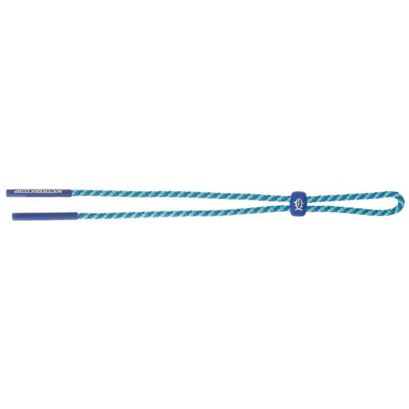 Sunglass Straps - Rope Sunglass Straps In Bermuda Teal By Southern Tide