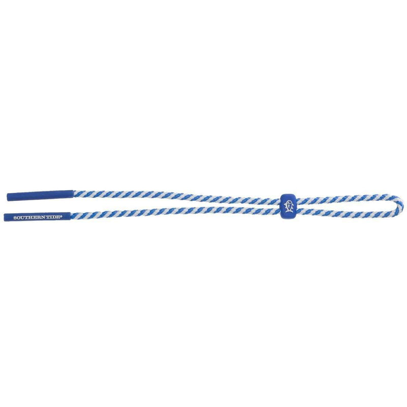 Sunglass Straps - Rope Sunglass Straps In White By Southern Tide