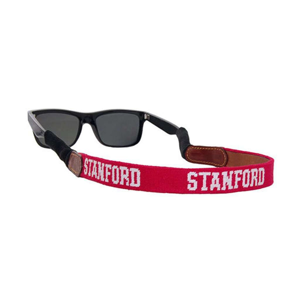 Stanford Needlepoint Sunglass Straps by Smathers & Branson
