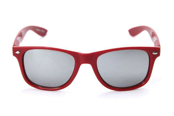 Alabama Throwback Sunglasses in Crimson by Society43