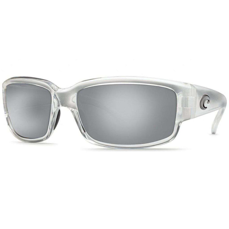 Sunglasses - Caballito Crystal Sunglasses With Silver 580P Lenses By Costa Del Mar