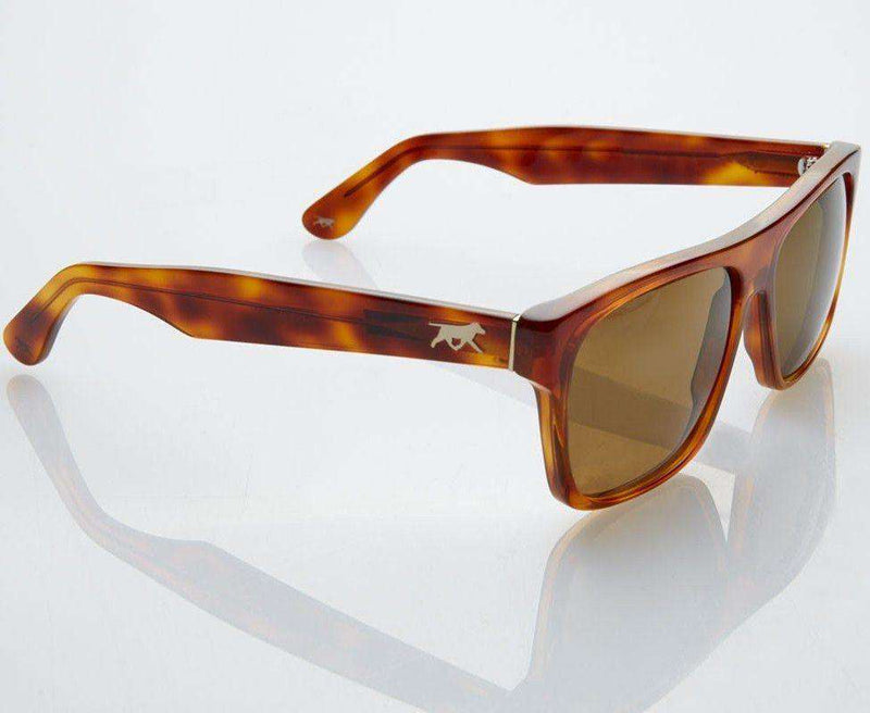 Sunglasses - Campbell Polarized Sunglasses In Tortoise Shell By Red's Outfitters
