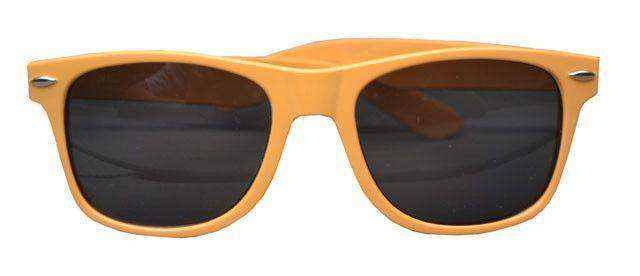 "Sunglasses - Country Club Prep ""Longshanks"" Sunglasses In Yellow"