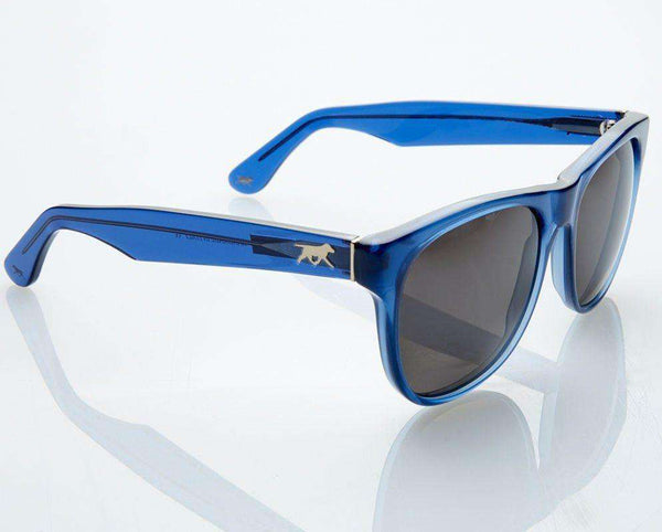 Edward Sunglasses in Navy by Red's Outfitters