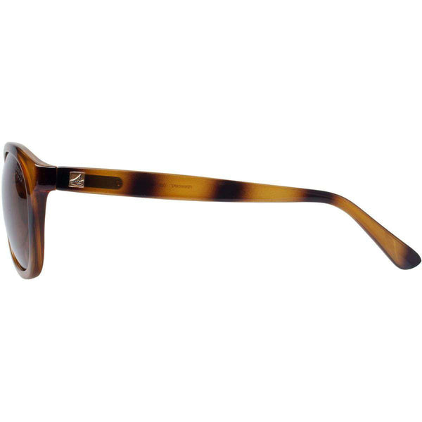 Fenwick Polarized Sunglasses in Brown and Tortoise Fade by Sperry