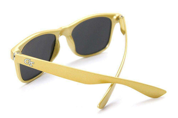 Georgia Tech Throwback Sunglasses in Yellow by Society43 - FINAL SALE