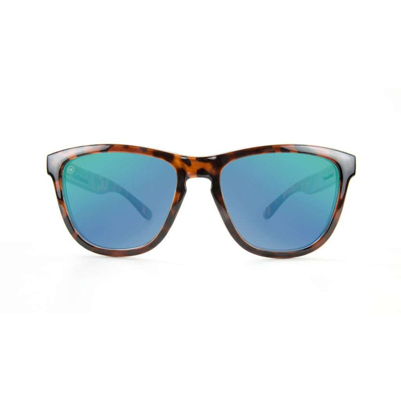 0374fc1da Sunglasses - Glossy Tortoise Shell Premiums With Green Moonshine Lenses By  Knockaround