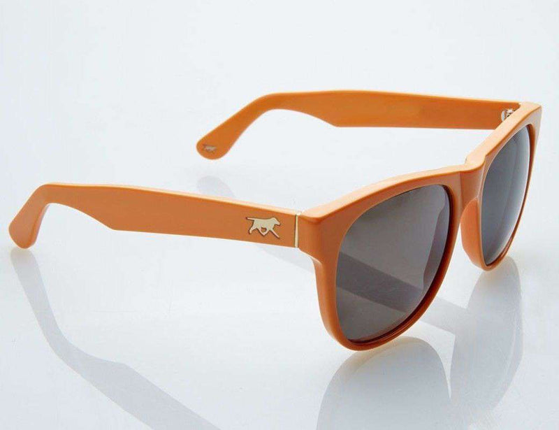 Sunglasses - Helms Sunglasses In Orange By Red's Outfitters - FINAL SALE