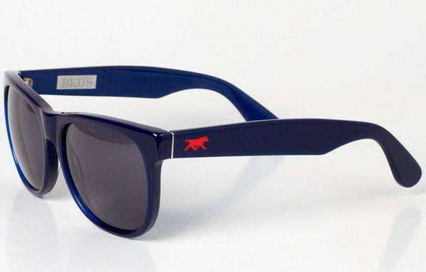 Henry Sunglasses in Navy by Red's Outfitters