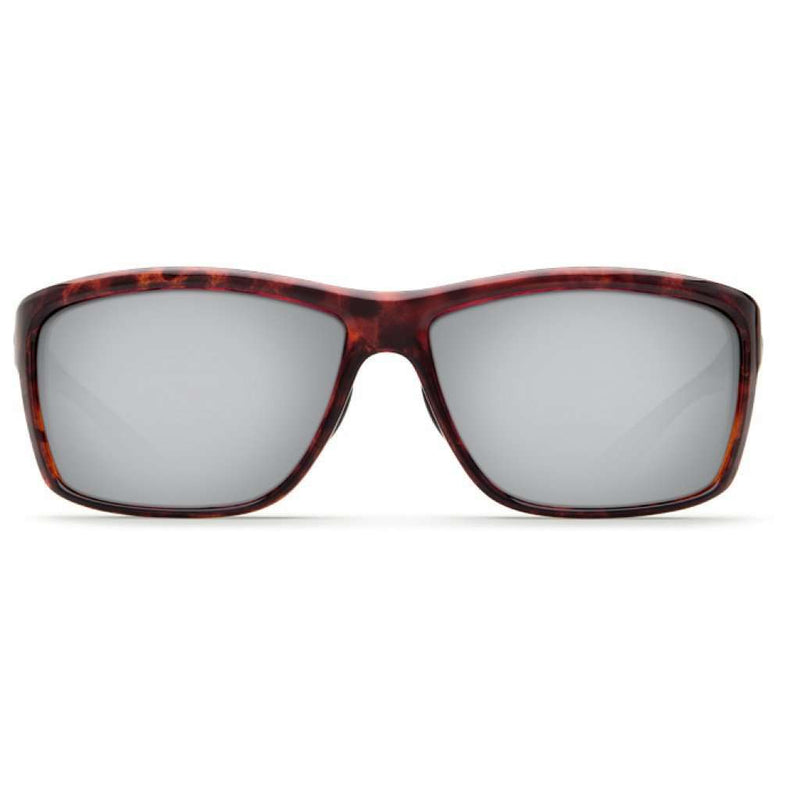 Sunglasses - Mag Bay Tortoise Shell Sunglasses With Silver Mirror 580P Lenses By Costa Del Mar