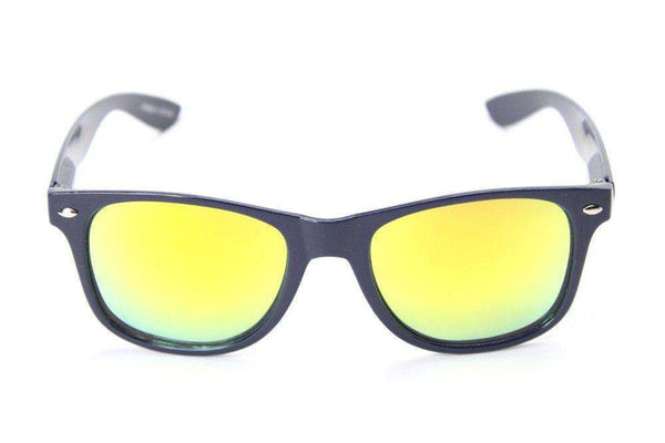 Navy Midshipmen Throwback Sunglasses in Navy by Society43