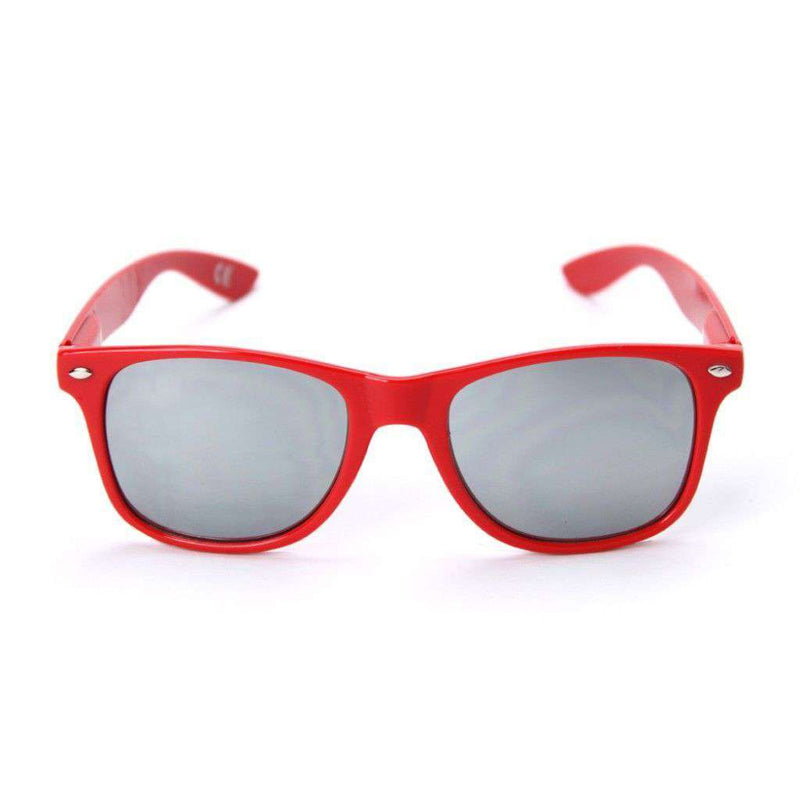 Sunglasses - NC State Throwback Sunglasses In Red By Society43