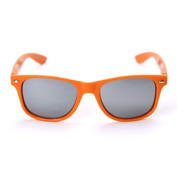 Sunglasses - Oklahoma State Throwback Sunglasses In Orange By Society43