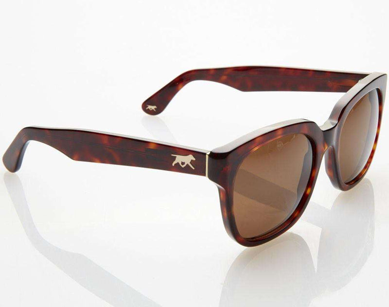 Sunglasses - Olsen Sunglasses In Tortoise Shell By Red's Outfitters