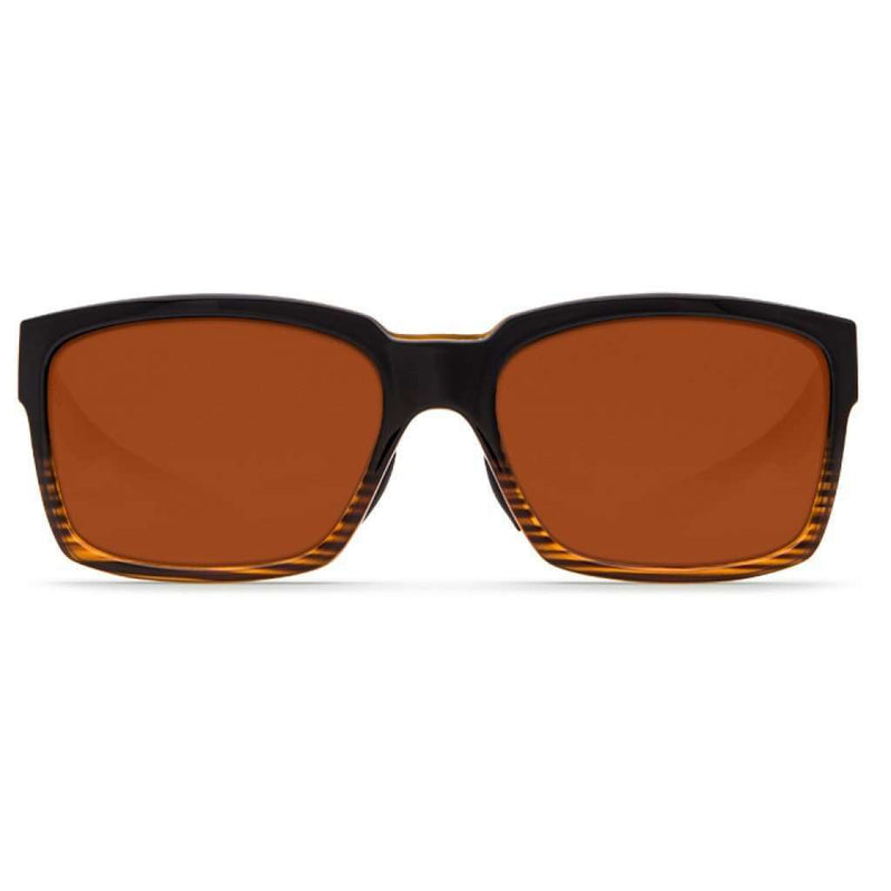Playa Coconut Fade Sunglasses with Copper 580P Lenses by Costa Del Mar