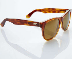 Premium Bridges Sunglasses in Tortoise Shell with Polarized Lenses by Red's Outfitters