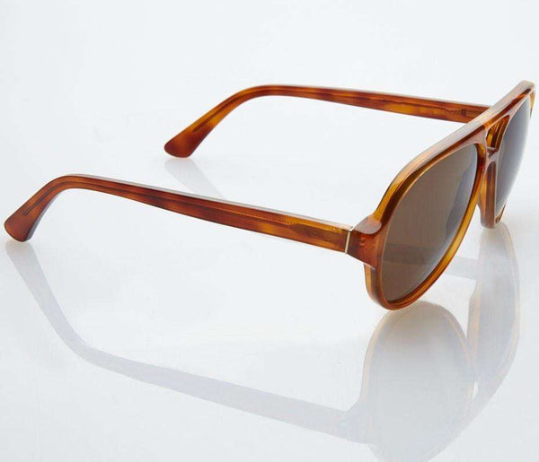 Scottie Sunglasses in Tortoise Shell by Red's Outfitters - FINAL SALE