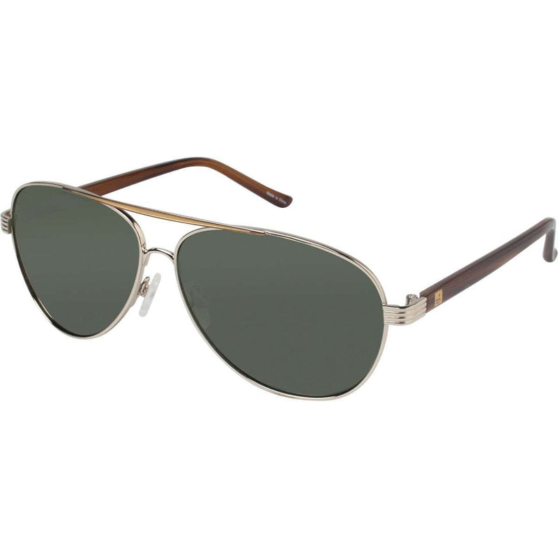 Seabrook Polarized Sunglasses in Gold and Tortoise by Sperry