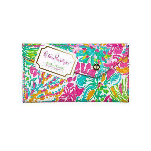 Sunglass Case in Spot Ya by Lilly Pulitzer