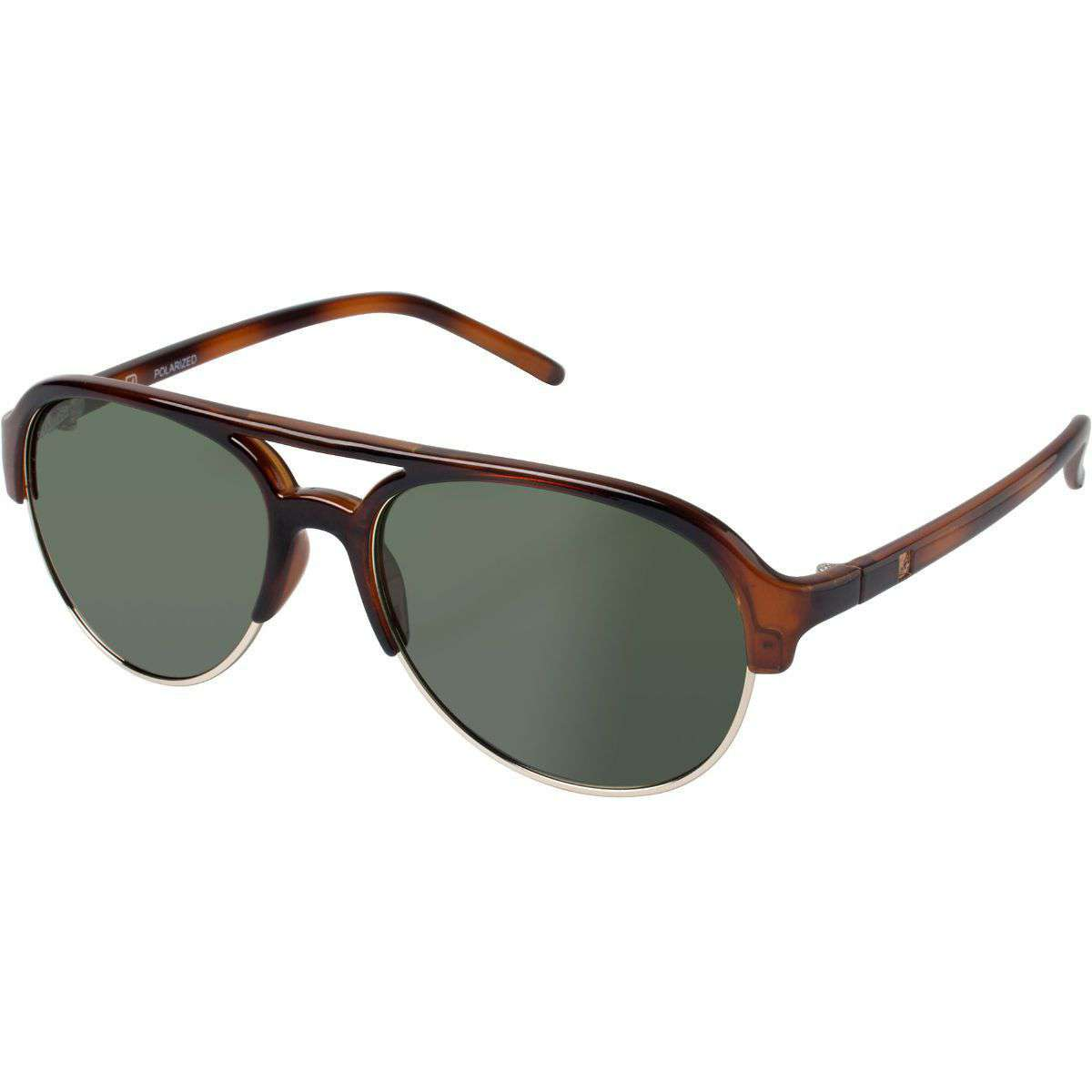 b05085d0d0 Sperry Sussex Polarized Sunglasses in Tortoise and Gold – Country Club Prep