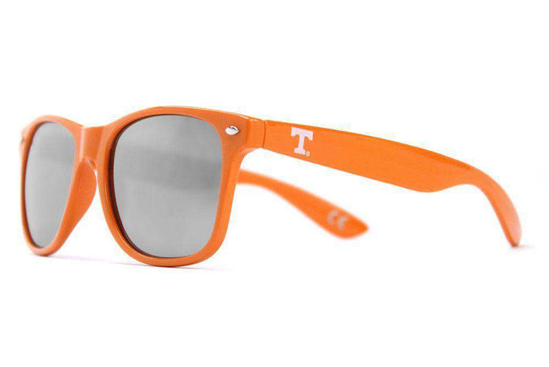 Sunglasses - Tennessee Throwback Sunglasses In Orange By Society43 - FINAL SALE
