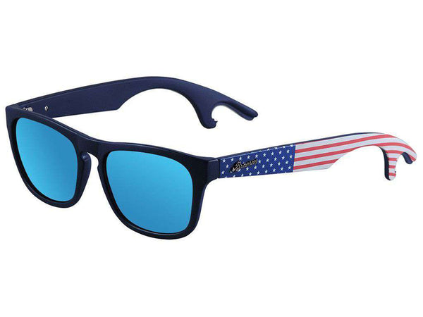 The Captain Pry'Merica Sunglasses by Brewsees