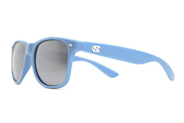 UNC Throwback Sunglasses in Blue by Society43