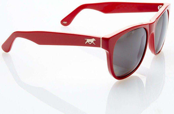 Whitner Sunglasses in Red by Red's Outfitters - FINAL SALE
