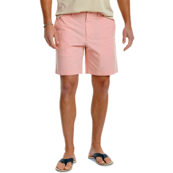 "Sunwashed Channel Marker 8"" Short by Southern Tide"