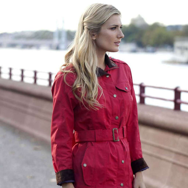 Dubarry of Ireland Ladies Swift Waterproof Jacket by Dubarry of Ireland