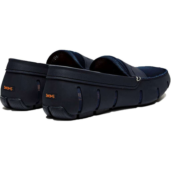 Men's Water Resistant Penny Loafer in Navy by SWIMS
