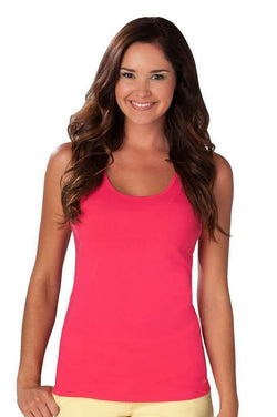 Ladies Tank Top in Raspberry by Southern Tide