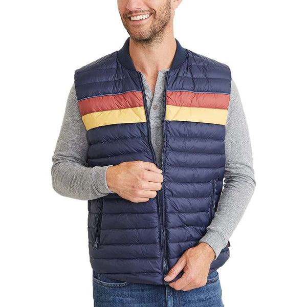 Marine Layer Taos Puffer Vest by Marine Layer