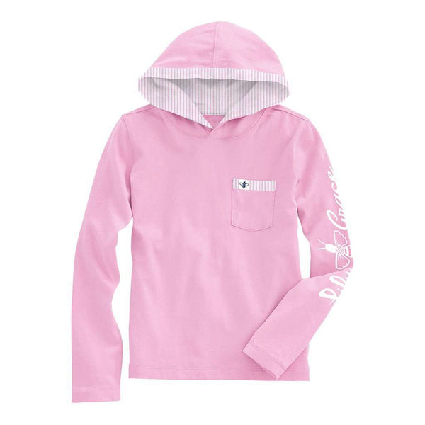 3c2a772e2 Junior Hoodie Tee in Blossom by Lily Grace