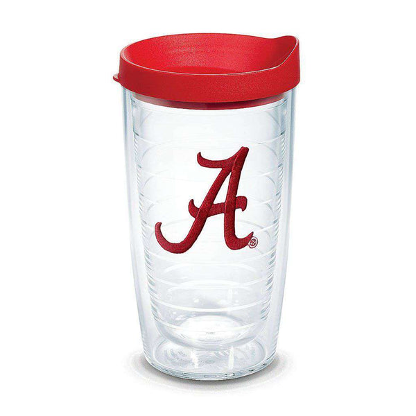 Alabama Crimson Tide Script A 16oz. Tumbler by Tervis