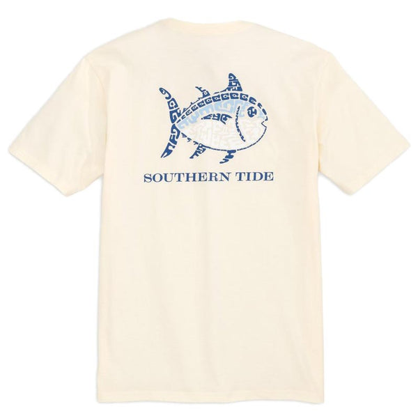 The Tiki Skipjack Tee Shirt by Southern Tide