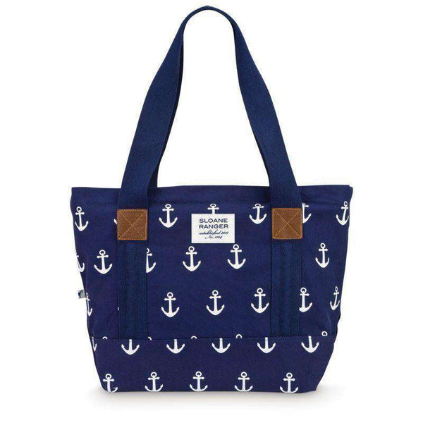Anchor Tote Bag by Sloane Ranger