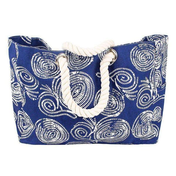 Beach Bag in Blue Rope by Hiho - FINAL SALE