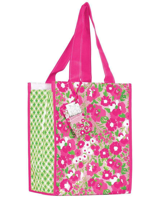 Insulated Market Tote in Garden by the Sea by Lilly Pulitzer