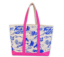 Tote Bags - Island Time Canvas Tote By All For Color