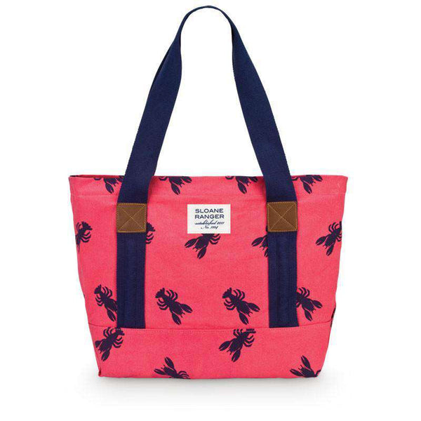 Lobster Tote Bag by Sloane Ranger