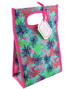 Tote Bags - Lunch Tote In Dirty Shirley By Lilly Pulitzer