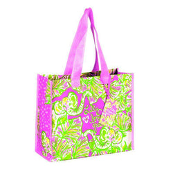 Tote Bags - Market Tote In Elephant Ears By Lilly Pulitzer