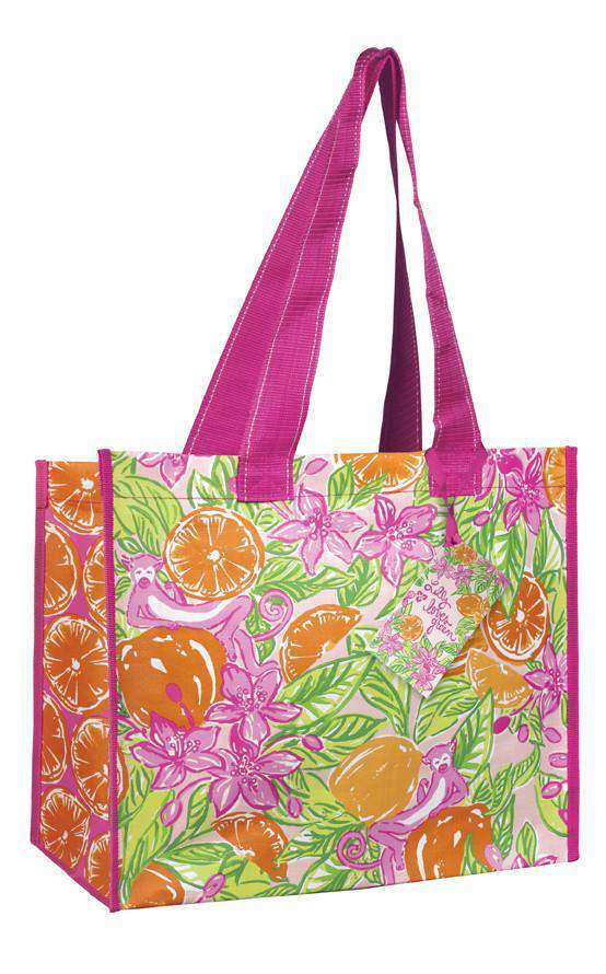 Market Tote in Peelin' Out by Lilly Pulitzer